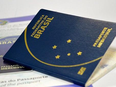 Muita atenção à validade do seu passaporte!