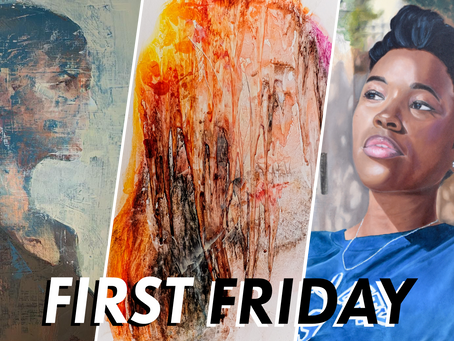 First Friday @ Artspace 5-8pm