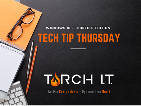 Tech Tip Thursday - Is this what I'm looking for?