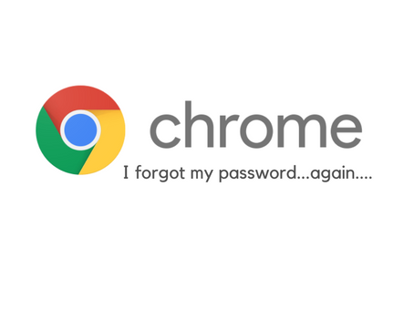 Forgot your password again? We got you covered!