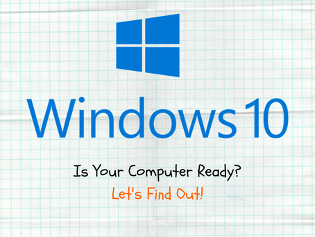 Windows 10, Can your computer handle it?