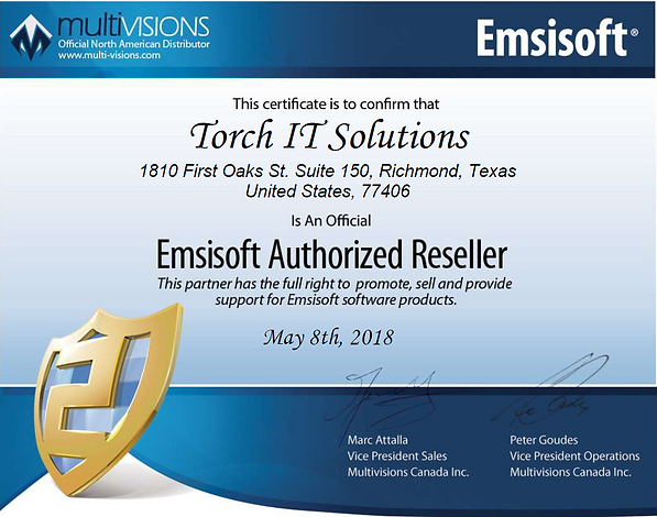 Emsisfot Authorized re seller