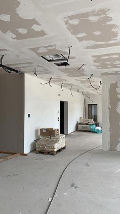 lavoro di controsoffitti e pareti in cartongesso provincia rovigo
