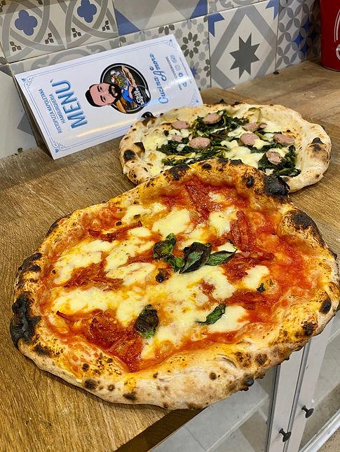 le pizze napoletane fatte a roma da chiù sapore