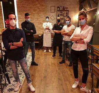 staff sede tuscolana: giovane, preparato e professionale
