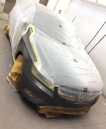 riparazione carrozzeria auto nuove, fano, pu