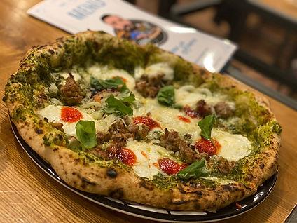 pizze particolari di chiù sapore a roma