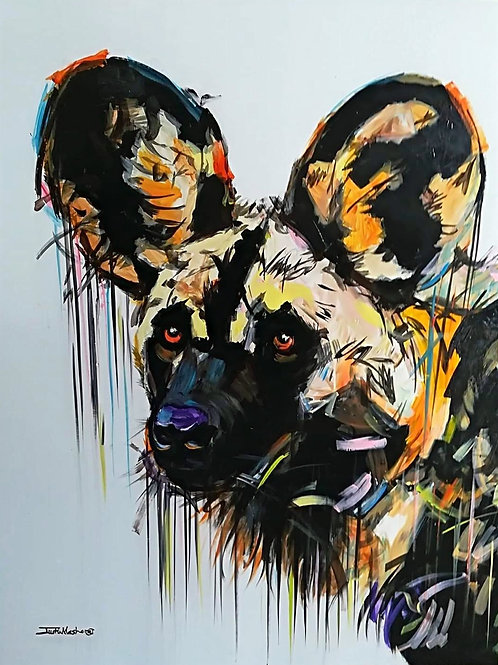 PAINTED DOG 4