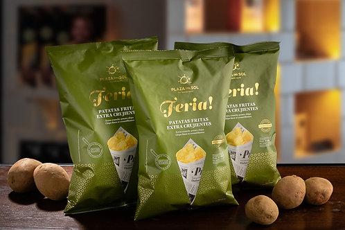 Batatas Fritas Extra-Crocantes (Uni   130 Gr)