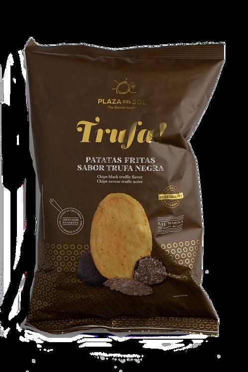 Batatas Fritas Trufas Pretas (Uni | 115 Gr)