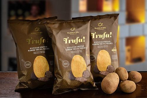 Batatas Fritas Trufas Pretas (Uni   115 Gr)