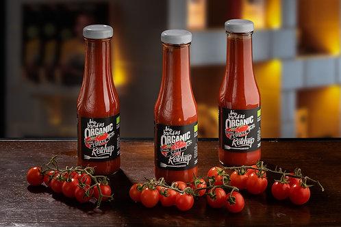 Ketchup Biológico BioBandits (Uni   325 Gr)