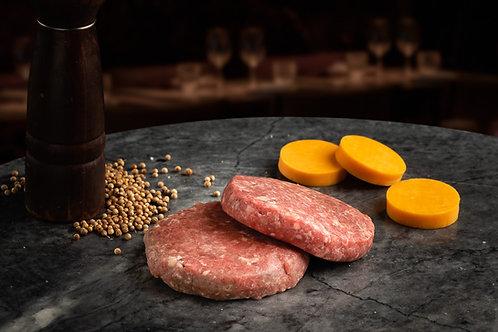 Burger c/ Queijo Cheddar (Uni   Aprox. 180 Gr)