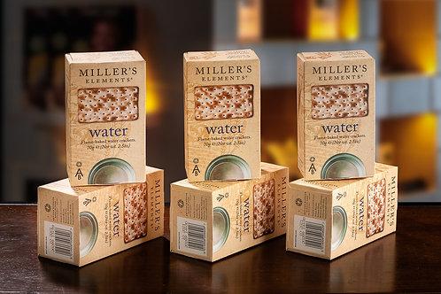 Crackers Millers Elements Water (Fire) (Uni   100 Gr)