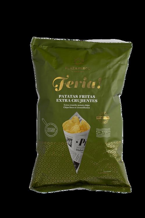 Batatas Fritas Extra-Crocantes (Uni | 130 Gr)