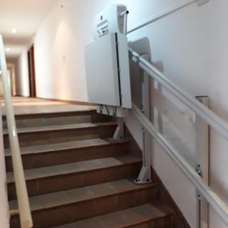 platform tipi engelli asansörü