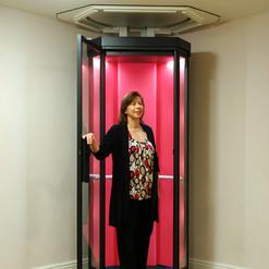 ev içi asansörü