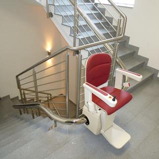 engelli koltuk asansörü tasarımı