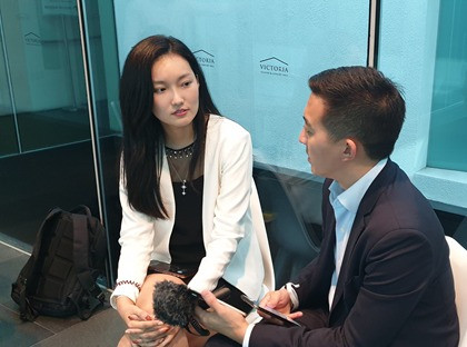 Interview with Huobi Chief of Staff Ciara Sun