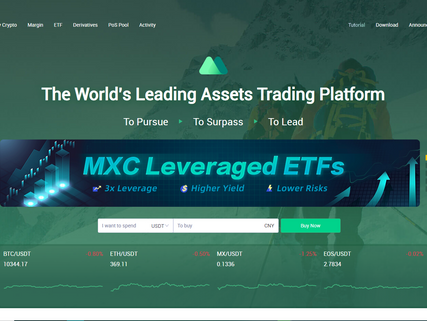 MXC Exchange Review: Leading The DeFi Charge