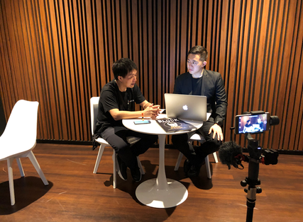 Interview with CEO of V Systems Alex Yang