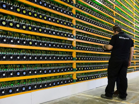 What Happens When We Mine all the Bitcoin?