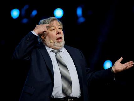 Apple Co-Founder Steve Wozniak Calls Bitcoin 'Miracle', Better Than Gold