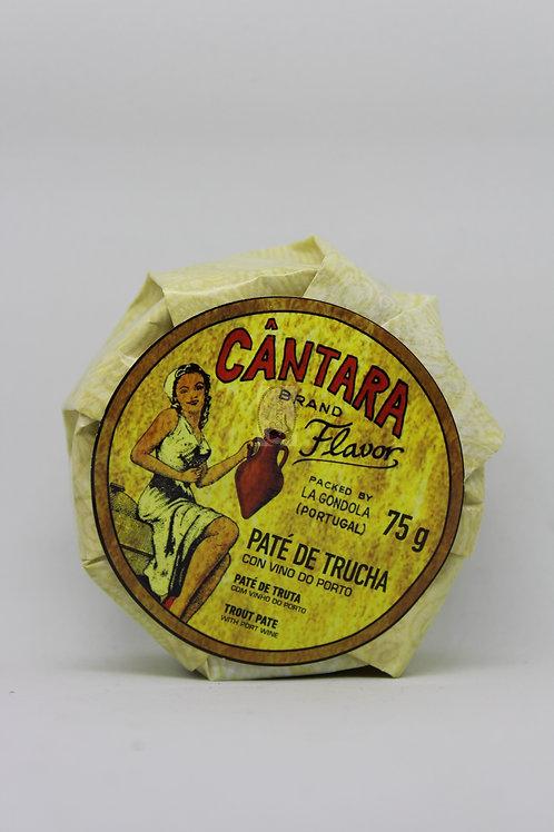 Paté de Trucha Cántara