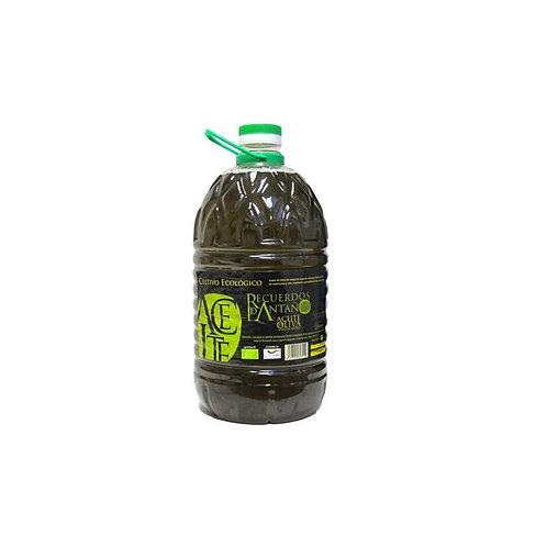 Aceite de Oliva Virgen Extra Recuerdos de Antaño 5 L
