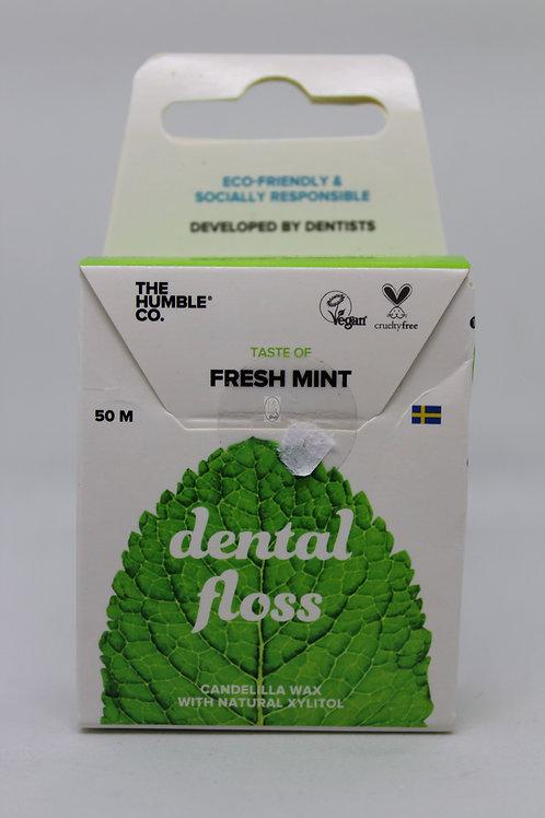 Hilo dental sabor menta The Humble CO