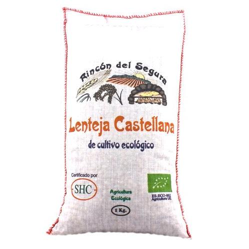 Lenteja Castellana