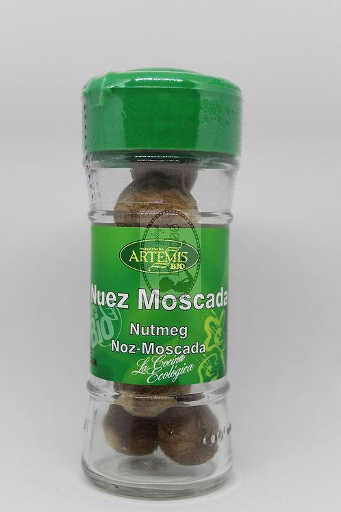 Nuez moscada entera Artemis 25 gr.