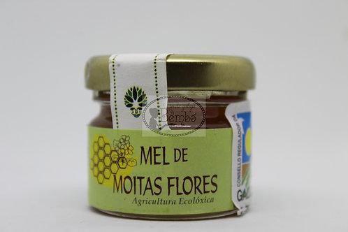 Miel de flores 30 gr