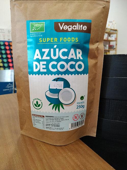 Azúcar de coco 250g ecológico