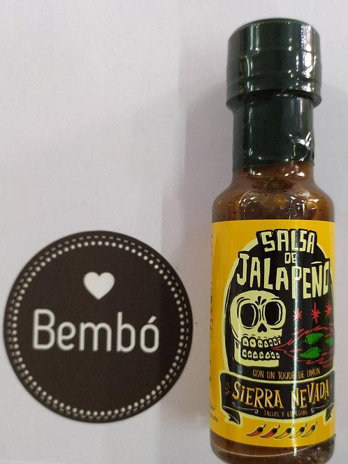 Salsa jalapeño picante Sierra Nevada