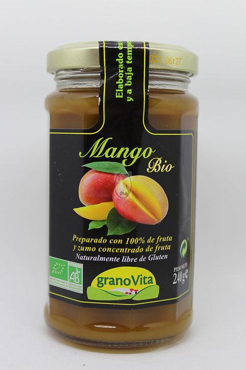 Mermelada de Mango Bio Granovita 240 gr