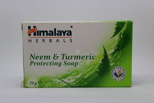 Jabón Neem y Cúrcuma Hilamaya 75 gr.