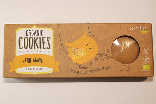 Cookies Con agave son gluten y sin lactosa