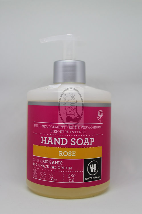 Jabón de manos con rosas 380 ml