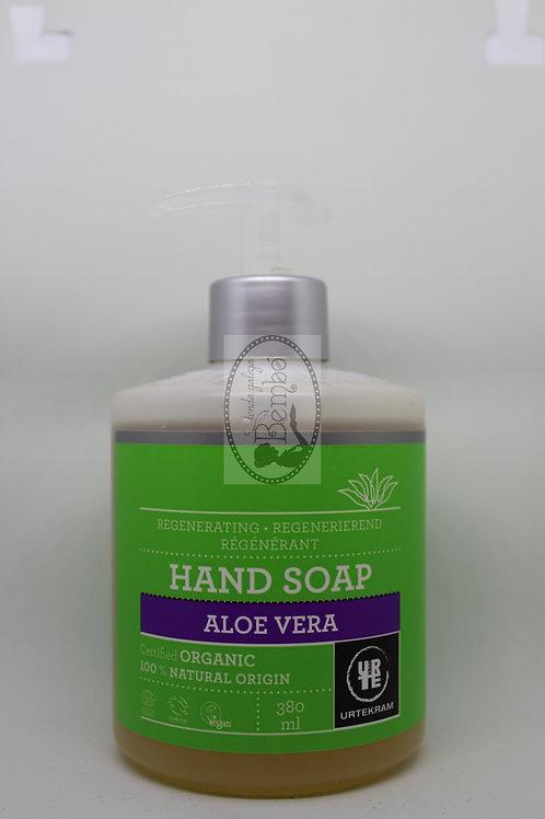 Jabón de manos regenerador con aloe vera 380 ml