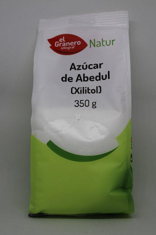Azúcar de Abedul (Xilitol) 350 gr El granero