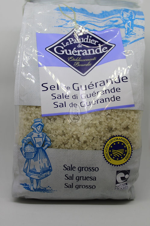 Sal de Guerande Gruesa 1 Kg