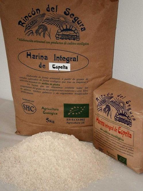 Harina integral de espelta 1 kg