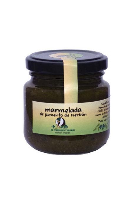 Mermelada de Pimientos de Herbón 170 gr