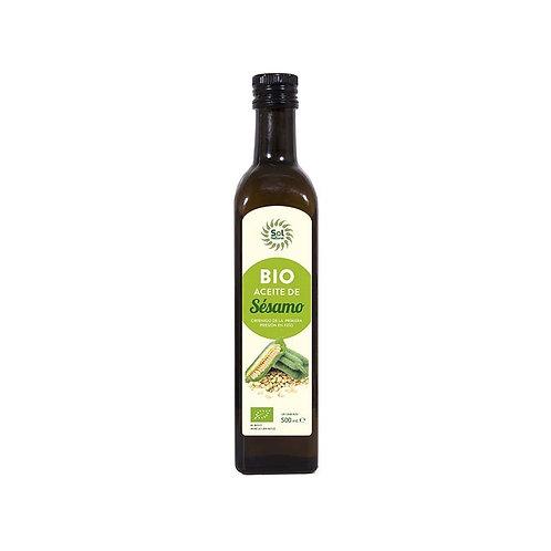 Aceite de sésamo Bio 250 ml