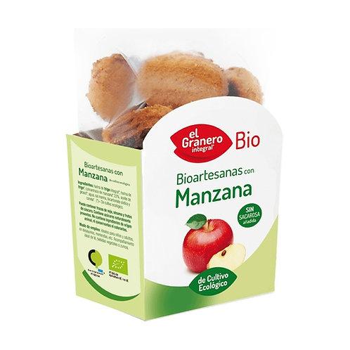 Galletas Bioartesanas con Manzana