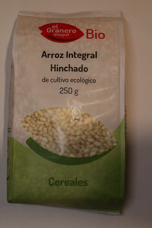 Arroz integral Hinchado 250 gr
