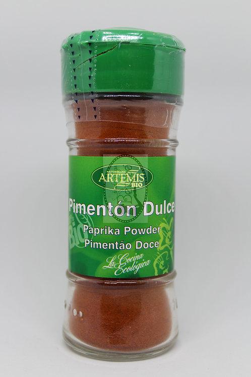 Pimentón dulce Artemis 38 gr.