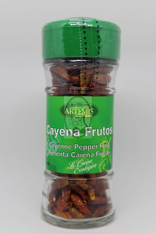 Cayena Frutos Artemis 20 gr.