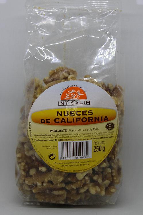 Nueces de california Bio 250 gr